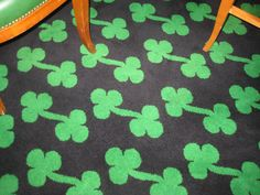 carpet for the irish bar
