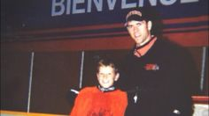 You will always be my favorite Flyer ever Rico!!!!!!! #37 Eric Desjardins