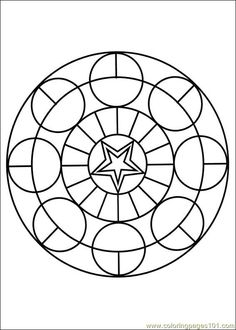 Superb Painting Coloring Pages 56 Mandalas Coloring Page Free