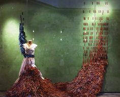 christmas windows anthropologie - Google Search