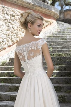 3889 Wedding Dress from Sincerity Bridal | hitched.co.uk