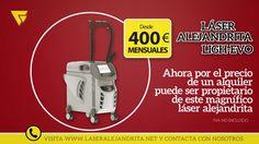 #OfertaLaserAlejandrita #LaserAlejandrita Oferta laser alejandrita Nuevo trabajo para la web www.laseralejandrita.net Board