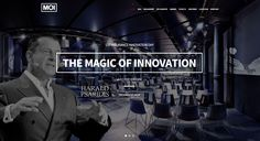 THE MAGIC OF INNOVATION 1st Innovation Day 09.06.2015 JUST FOR LEADERS! Innovation, Magic, Day, Fictional Characters