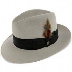 e3878998 Lowest Price on Temple - Stetson Fur Felt Fedora Hat - TFTMPL. #mensfashion  Stetson