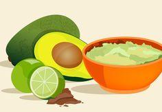 Papinha de avocado   Elaborada pela nutricionista Priscila Bongiovani Spiandorello.de São Paulo.  Ingredientes  1 avocado ou abacate ...