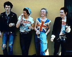 Sex Pistols <3