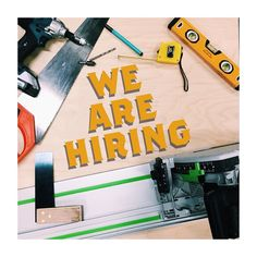 WE aren't hiring but our friends over at @dukestudioleeds are! They're on the look out for a handy type to join the team as assistant to the Head of Making who is actually our editor @searlaitmccrea! Drop them a line with with your CV to hello@duke-studios.com if this sounds like your thing!