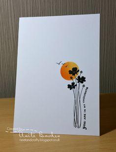 Neet & Crafty: Sunrise Poppies