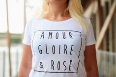 Look : Amour, Gloire et Rosé. | La Viiie En Rouge : Blog Mode Lyon.