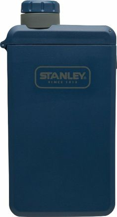 Amazon.com: Stanley Adventure eCycle Flask, Blue: Sports & Outdoors