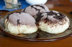 Pudding, Desserts, Food, Basket, Tailgate Desserts, Deserts, Custard Pudding, Essen, Puddings