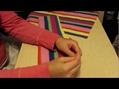 How to make children's pants.  You can make comfortable, warm pants for your little one. #sew #sewing