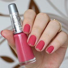 """Esmalte Impala """"Quem eu Sou"""" da Sandy   Pink Nails   Unha Rosa Goiaba   fofa e delicada   Fancy   Pretty   by @morganapzk"""