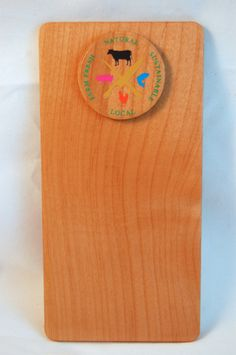 Custom Cherry Check Presenter with color printed magnet Check Presenter, Wood Invitation, Printed Magnets, Custom Rubber Stamps, Wood Ornaments, Fort Collins, Farm Life, Cherry, Presents