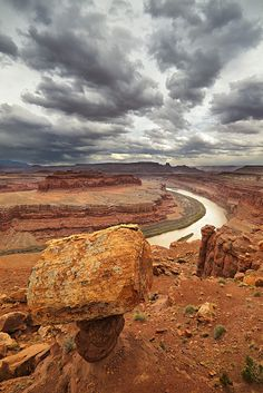 One of the first stops on the white rim trail, I manualy blended 2 images to bring out detail in the sky Utah Vacation, Vacation Destinations, Utah Red Rocks, White Rims, Canyonlands National Park, Utah Usa, Colorado River, Honeymoon Ideas, Beautiful Places In The World