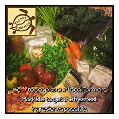 We shop local & love our local Farmers Markets Shop Local, Farmers Market, Lunch, Fresh, Chicken, Dinner, Breakfast, Healthy, Food