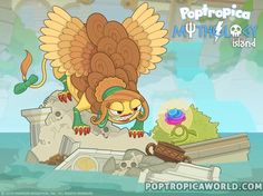 Poptropica Mythology Island Guide