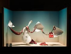 HERMES WINDOW DISPLAY 2015 / FRANCE on Behance