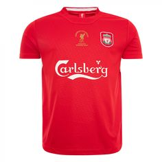Liverpool FC Istanbul 2005 Shirt | Liverpool FC Official Store