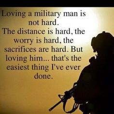 I'm a PROUD Navy girlfriend. This quote is my absolute favorite !