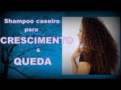 Shampoo caseiro para CRESCIMETO e QUEDA