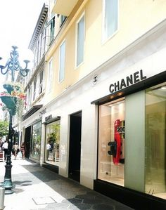 Lux Shopping in Nice and the French Riveria!