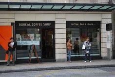 Photo of Boreal Coffee Shop Coffee Shops, Coffee Coupons, Community Coffee, Coffee Travel, Travel Mugs, Printable Coupons, Starbucks Coffee, Barista, Tea