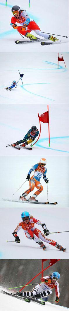 Alpine Skiing Women's Giant Slalom