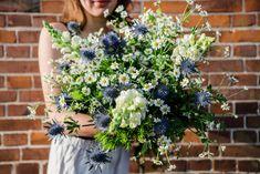 Mutterkraut Floral Wreath, Gardening, Wreaths, Interior, Plants, Blog, Decor, Flowers, Flower Gardening