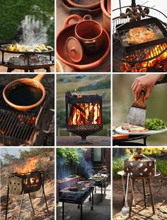 Camping and Grilling Tips from Chef Francis Mallmann