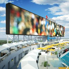 Jags to have poolside cabanas
