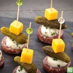 Excel at  experimental appetizers and deconstructed hors d'oeuvres. Choose Restaurantware for tasting supplies and tableware. #party #pops #horsd'oeuvres #appetizers #barpicks