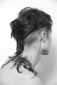 Cool hair cut