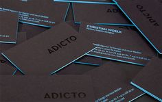 44 top examples of letterpress business cards | Print design | Creative Bloq