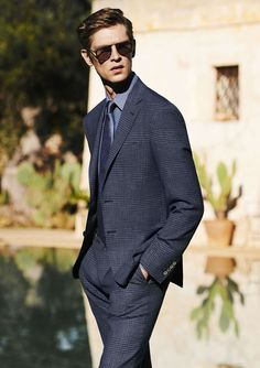 a32e24039b5260 Canali Suits, Italy Outfits, Mens Suits, Luxury Fashion, Style Fashion, Suit
