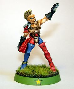 Blood Bowl elf star player