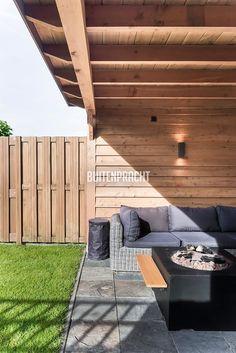 3 Outdoor Buildings, Backyard Makeover, Outdoor Living, Outdoor Decor, Pergola Designs, Cladding, Garden Projects, Interior And Exterior, Gazebo