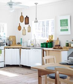 Light Filled and Clutter-Free  - CountryLiving.com