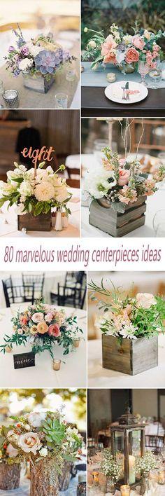 80 MARVELOUS DIY RUSTIC & CHEAP WEDDING CENTERPIECE IDEAS - Wedding Invites Paper blush pink wedding decoration/ wedding centerpiece