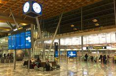 N? skiller OSL Norwegan-passasjerene fra SAS-reisende N? m? ikke SAS-passasjerer gj?re som Norwegian-reisende