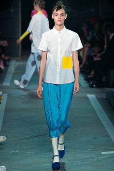 Marc by Marc Jacobs Spring 2015 RTW – Runway – Vogue