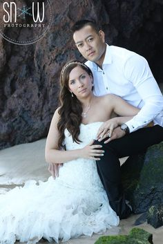 Wedding pictures I just finished from destination wedding in Kona Hawaii beach wedding