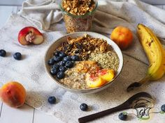 Granola, Acai Bowl, Juice, Breakfast, Food, Acai Berry Bowl, Morning Coffee, Essen, Juices