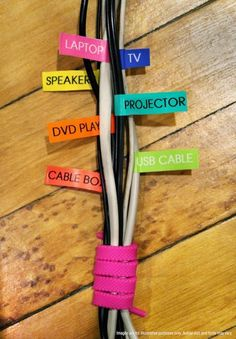 Our Secret Weapon for an Organized Home — Brother P-Touch | Apartment Therapy