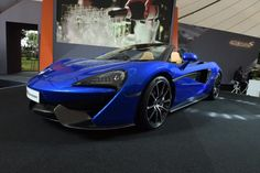 Sports Series grows with addition of the powerful New McLaren 570S Spider, that has created its official debut at Goodwood McLaren has additional a fourth automobile to its Sports Series vary, launching the new New McLaren 570S Spider, that has been disclosed at the 2017 Goodwood competition of Speed. It joins the less powerful 540C,