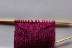 Hvordan strikke sokker / ull labber – Boerboelheidi Knitted Hats, Diy And Crafts, Knitting, Blog, Diys, Slippers, Socks, Fashion, Anchor