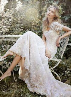 Vestidos de Novia de Estilo Gran Gatsby | Preparar tu boda es facilisimo.com