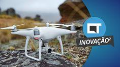 Phantom 4: o primeiro drone Autonomo do mercado [Inovação²]