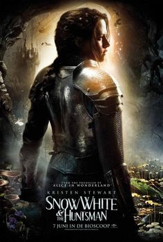 "Two more character posters from Kristen Stewart's ""Snow White and The Huntsman""."