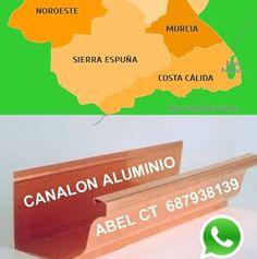 CANALON DE ALUMINIO EN MURCIA CARTAGENA TORREVIEJA ALICANTE: Google+